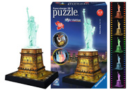 Plastik 3D - Ravensburger - LED
